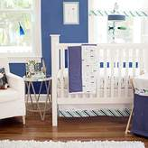 My Baby Sam Follow Your Arrow In Navy 3-Piece Crib Bedding Set