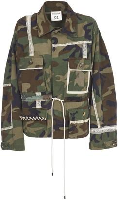 Semi-Couture SEMICOUTURE Military Jacket