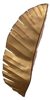 Varaluz 3 - Light Dimmable Flush Mount Finish: Gold
