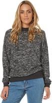 Swell Kenton Wide Rib Oversized Sweater Grey