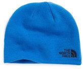 The North Face Boy's 'Anders' Reversible Beanie - Blue