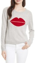Milly Women's Zip It Cashmere Pullover