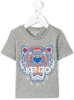 Kenzo Tiger print T-shirt - kids - Cotton - 3 yrs