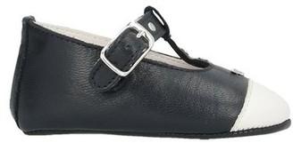 Armani Junior Newborn shoes