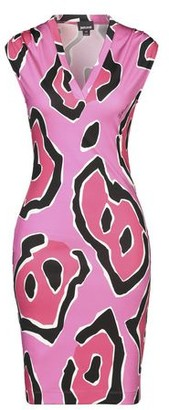 Just Cavalli Knee-length dress