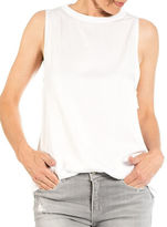 Banjara Open-Back Tank Top