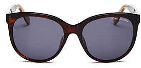 Marc Jacobs Women's Round Sunglasses, 55mm
