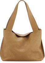 The Row Duplex Calfskin Hobo Bag