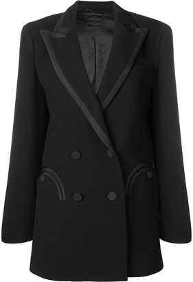 BLAZÉ MILANO Double Breasted Blazer