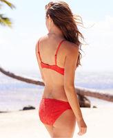 Becca Swimsuit, Crochet Underwire Bikini Top