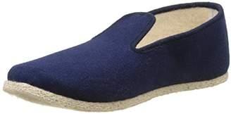 Rondinaud Women's LT4-F Low-Top Slippers, Blue (Navy)