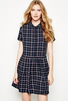 Jack Wills Dress - Chelwood Check Shirt