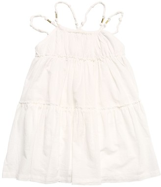 Chloé Tiered Cotton Dress
