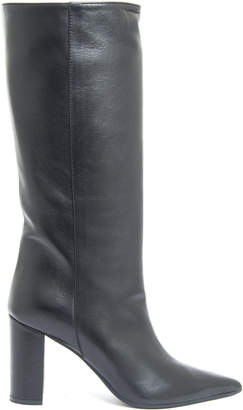 Aldo Castagna Iris Boot In Black Leather