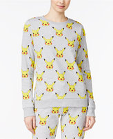 Mighty Fine Pokémon Juniors' Pikachu Graphic Sweatshirt