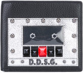 Dolce & Gabbana casette tape wallet - men - Leather - One Size
