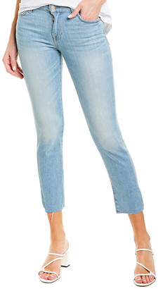 Seven For All Mankind 7 For All Mankind Roxanne Light Wash Ankle Cut