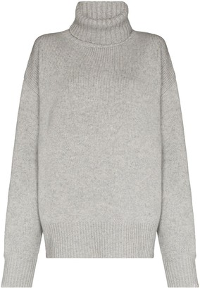 Extreme Cashmere Roll Neck Knit Jumper
