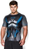 Under Armour Mens HeatGear® Armour Future Warrior Compression Shirt Black
