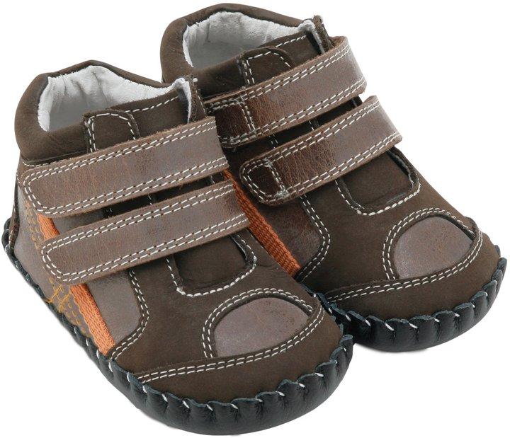 pediped Originals Jamie (Infant) - Brown-XS (0-6 Months)