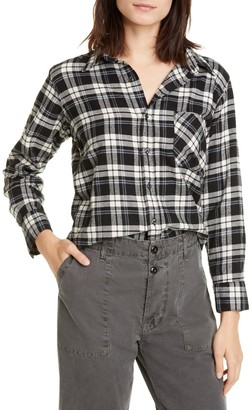NSF Roux Fitted Button Up Shirt