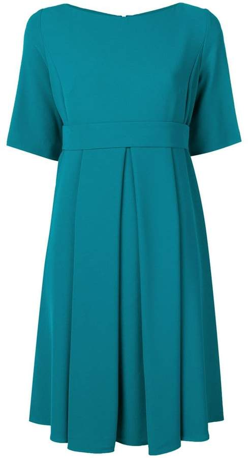P.A.R.O.S.H. belted dress