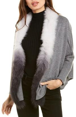 InCashmere Kimono Cashmere Cardigan