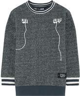 Molo Embroidered sweatshirt Malin