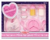 Melissa & Doug Mine to Love Time to Eat Doll Accessories Feeding Set (8 pcs)