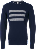 Eleventy cashmere 3 bars sweater
