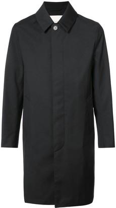 MACKINTOSH single breasted coat