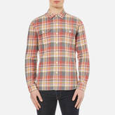 Levi's Men's Jackson Worker Shirt Piva Pewter