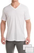 Original Penguin Cotton V-Neck T-Shirt - 3-Pack, Short Sleeve (For Men)