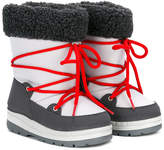 Armani Junior snow boots