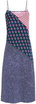 Diane von Furstenberg Frederica Silk Slip Dress