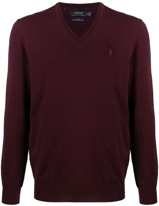Polo Ralph Lauren V-neck knit jumper
