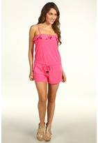 Juicy Couture Fashion Micro Terry Romper Women's Jumpsuit & Rompers One Piece