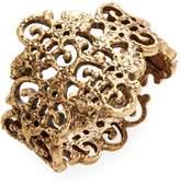 Oscar de la Renta Women's Lace Bracelet