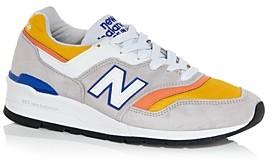 New Balance Men's Classic Color Block Sneakers