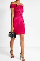 Roland Mouret Satin Dress