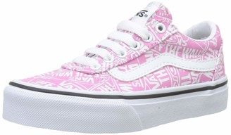 Vans Girls' WARD CANVAS Sneakers