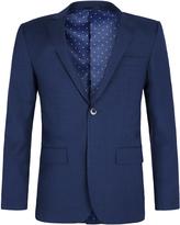 Oxford Auden Travel Suit Jacket Mid Blu X