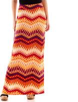 A.N.A a.n.a Side-Slit Maxi Skirt- Petites