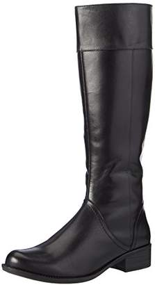 Caprice Women's 25511 Boots, Black (4 22)