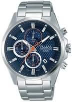 Pulsar Gents Ss Chronograph Bracelet Watch Pm3059x1