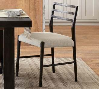 Pottery Barn Quincy Basketweave Dining Chair