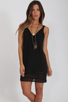 Goddis Blair Dress In Black S/M
