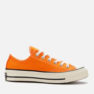 Converse Chuck Taylor All Star '70 Ox Trainers - Orange Rind/Egret/Black