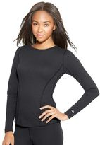 Champion Women's Thermal Crewneck Base Layer Top