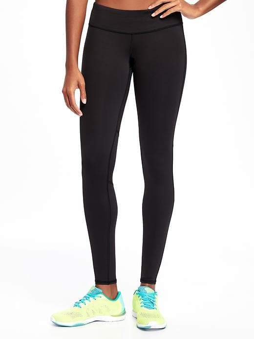 28b6c3f3f1e3bc Old Navy Compression Leggings - ShopStyle